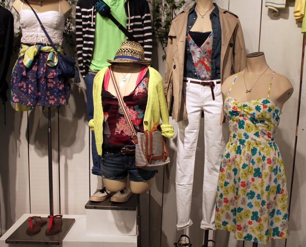 American Eagle Spring 2012 Collection2