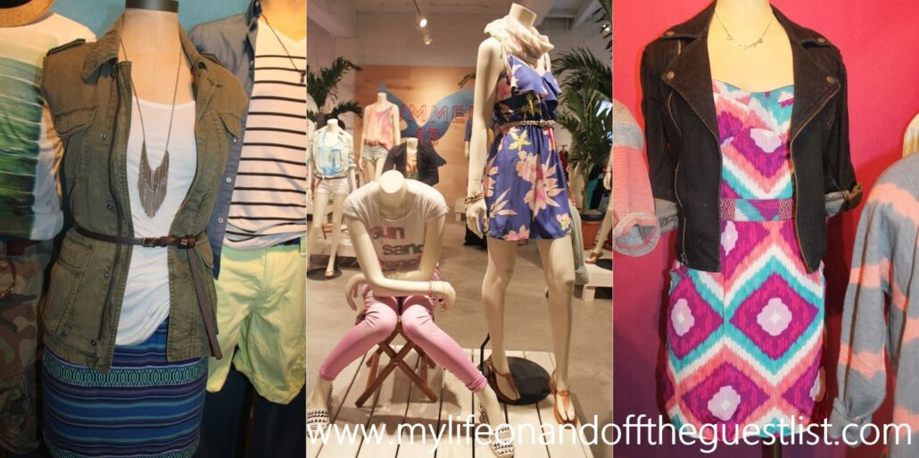 American Eagle Summer 2013 Collection4