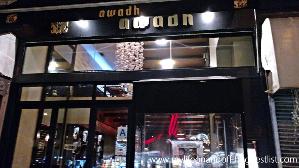 Awadh_Indian_Restaurant_www.mylifeonadofftheguestlist.com