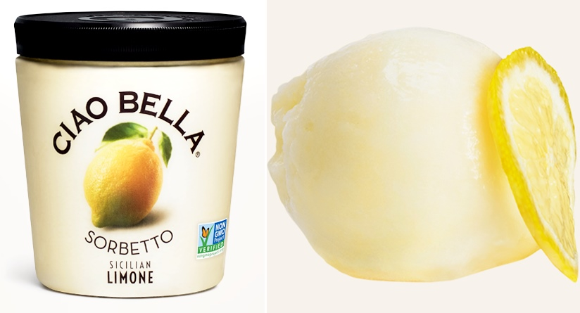 Ciao Bella Sicilian Limone Sorbetto