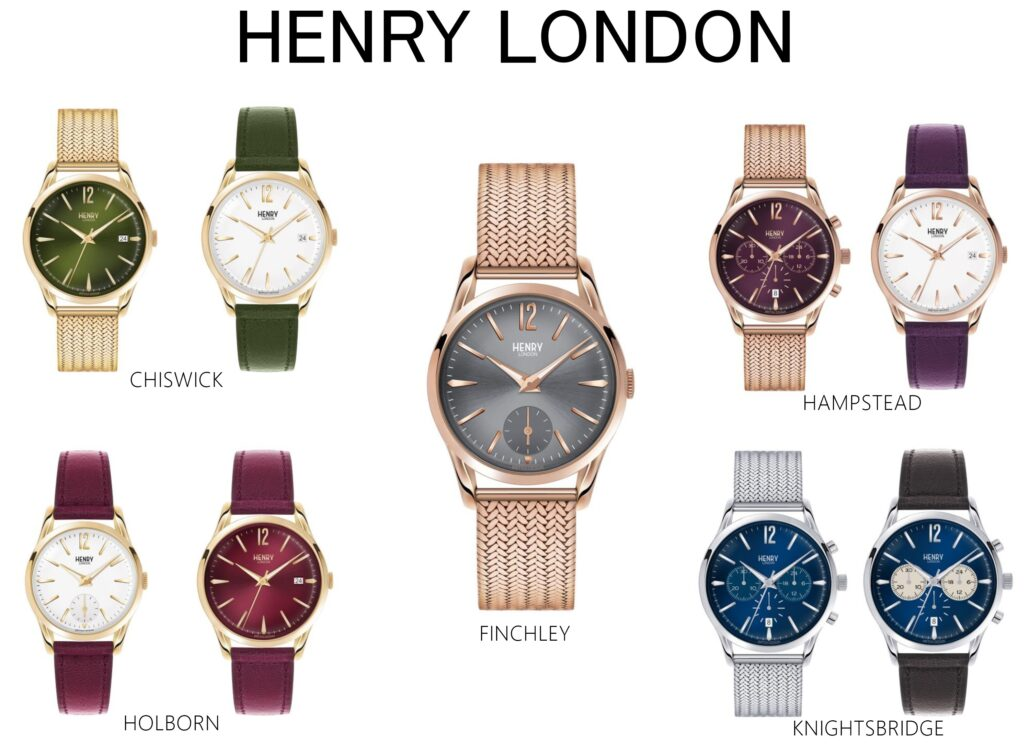 HENRY-LONDON-WATCHES
