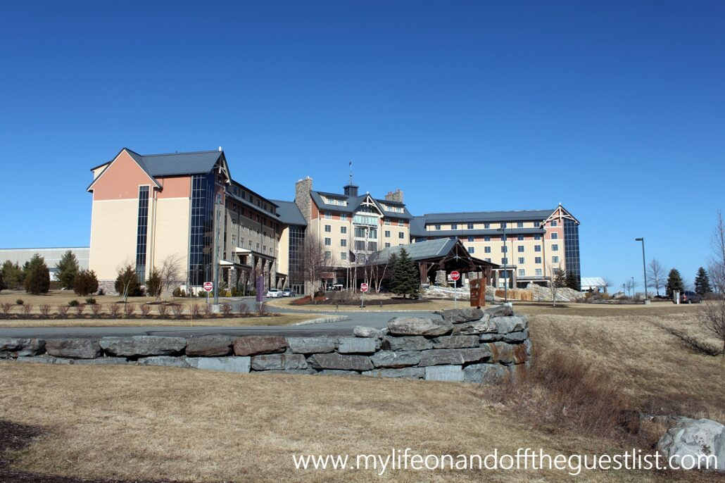 Travel with us mount airy casino resort in the poconos for Mont airy