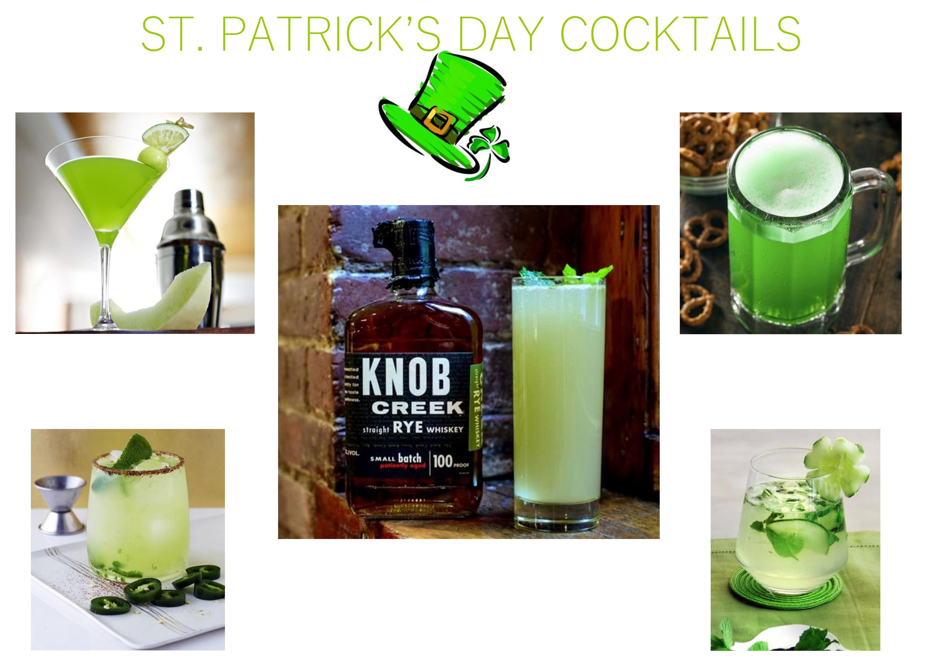 Celebrate The Luck Of The Irish W Green St Patrick 39 S Day