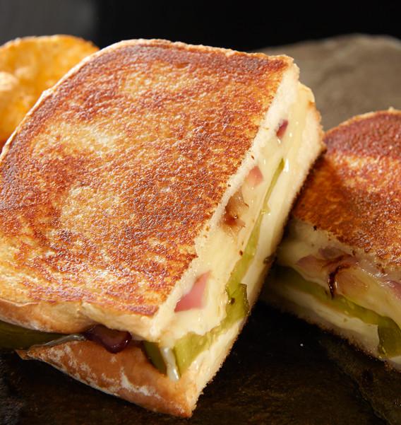 Sara Lee Artesano Zesty Grilled Cheese sandwich