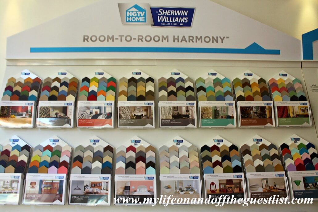 Hgtv Home By Sherwin Williams And Lowe S Invite You To Painton