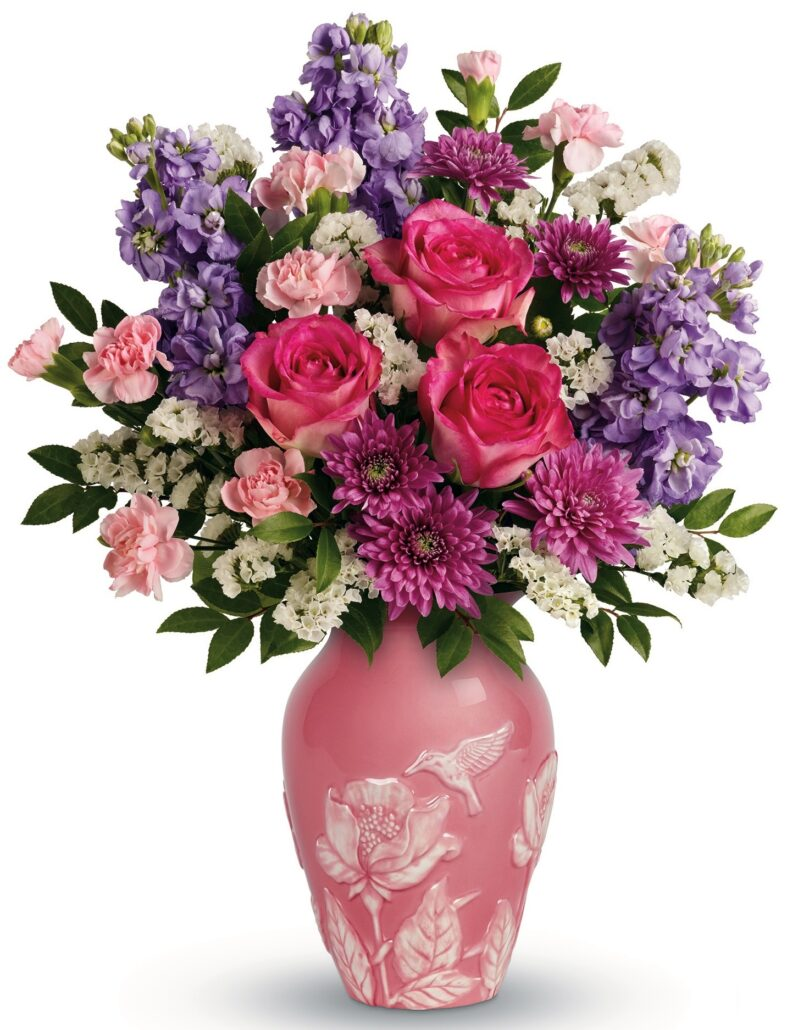 Giveaway give mom the gift of teleflora mother 39 s day flowers for Mothers day flower arrangements