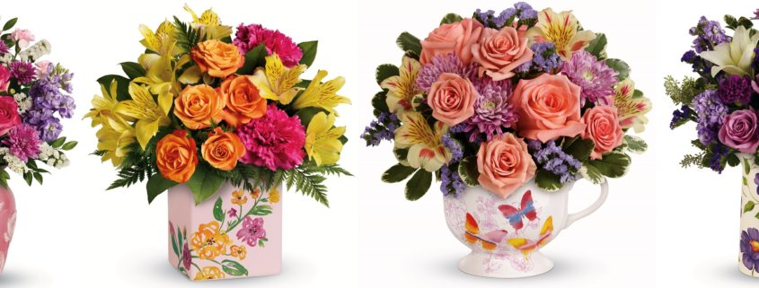 giveaway give the gift of teleflora s day flowers