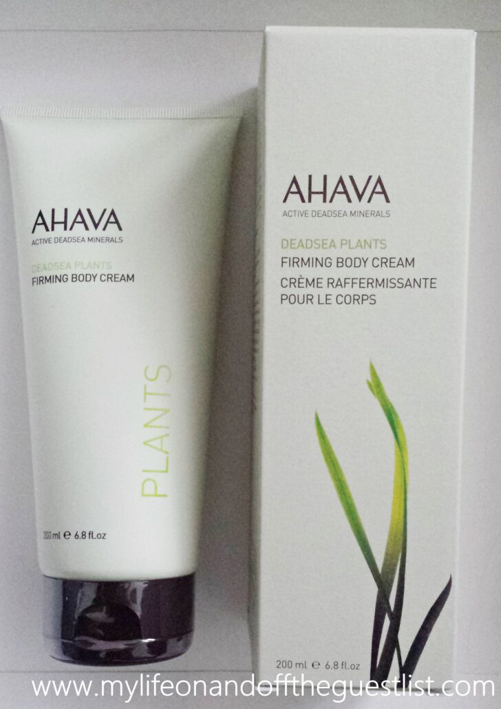 Ahava_Dead_Sea_Plants_Firming_Body_Cream_www.mylifeonandofftheguestlist.com