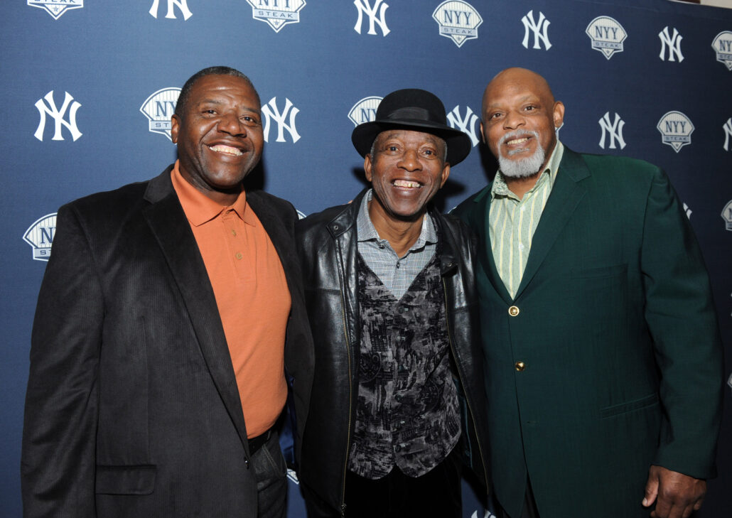 NYY Steak media event, Thursday, April 28, 2016, in New York. (Photo by Diane Bondareff/AP Images for NYY Steak)