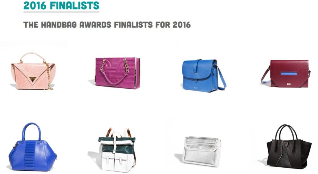 To See The Full List Of S And Personal Videos For Each Finalist Visit Here Some Esteemed Judges 10th Annual Handbag