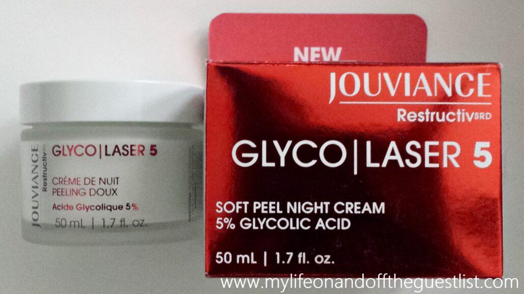 Jouviance_Glyco_Laser_5_Soft_Peel_Night_Cream_www.mylifeonandofftheguestlist.com