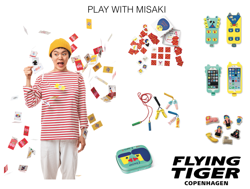 Play with Misaki