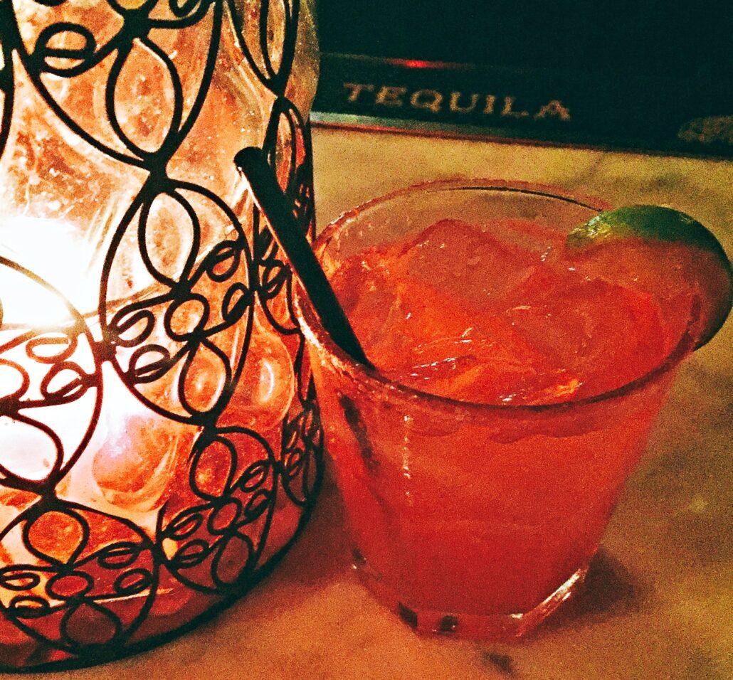 Zengo_Restaurant_Watermelon_Soju_Margarita_Cocktail_www.mylifeonandofftheguestlist.com