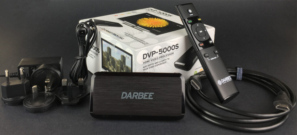 DarbeeVision DVP-5000S Digital Video Processor