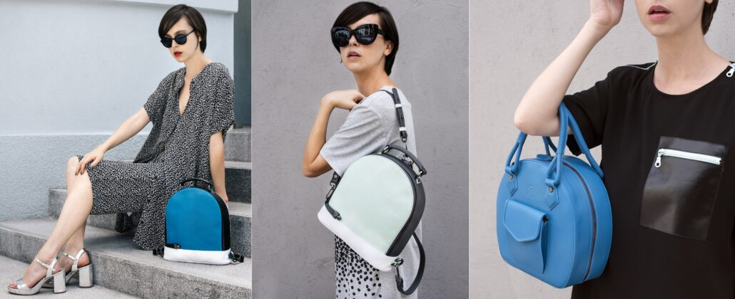 Martella Bags lifestyle shots
