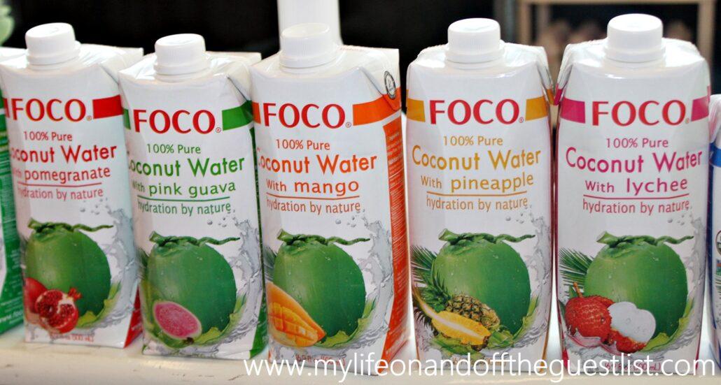 FOCO_Coconut_Water_www.mylifeonandofftheguestlist.com
