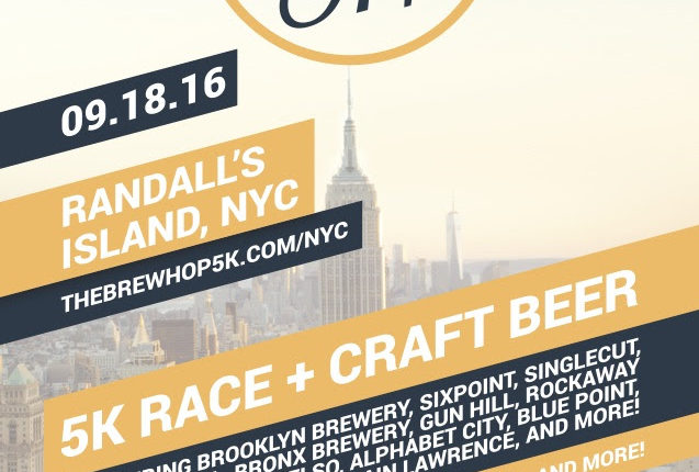 First Annual 5K + Craft Beer Festival