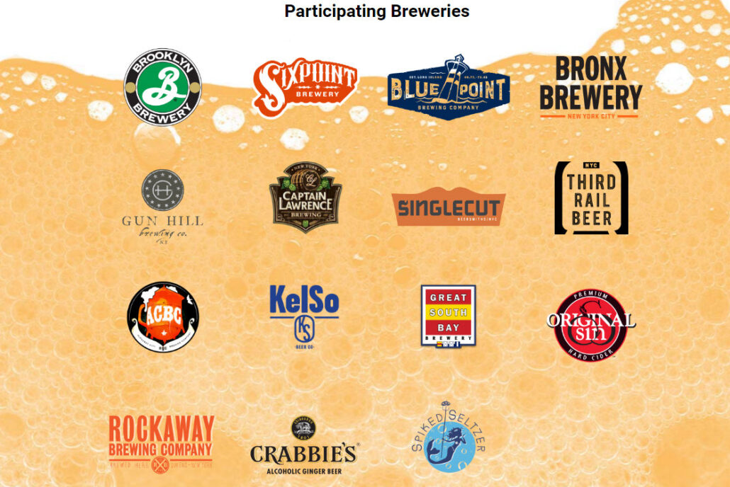 the brew hop participating breweries