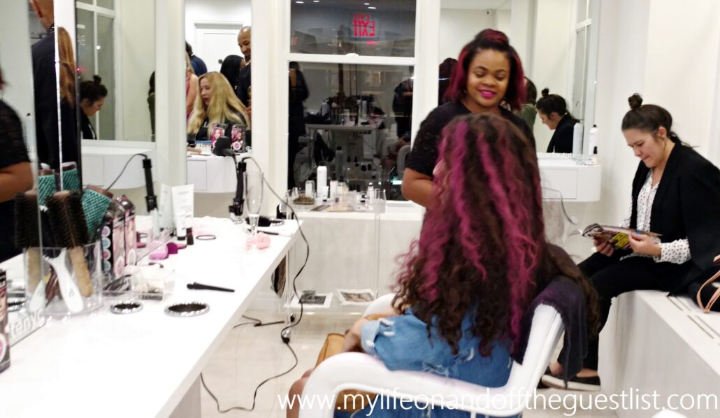 Pretty In Pink Ok Magazine And Splat Haircolor Event W Ariana Madix