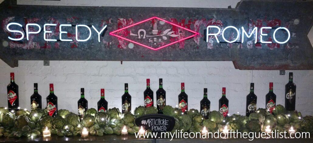 cynar_italian_liqueur_at_speedy_romeo_www-mylifeonandofftheguestlist-com