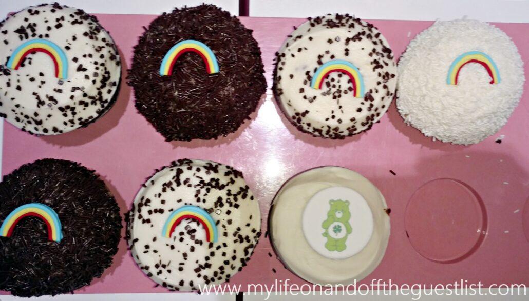 #SprinkledWithCare: Care BearsxSprinkles Cupcakes ...