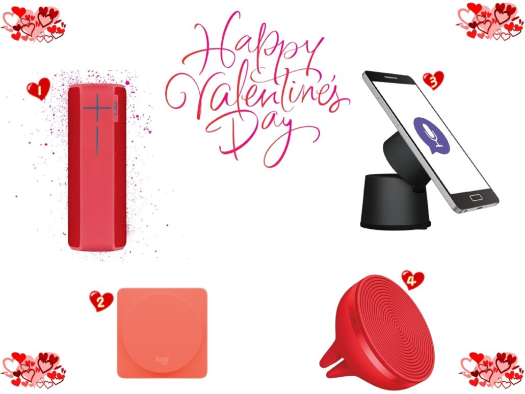 New Relationship? Gift These V Day Gifts From Logitech And Ultimate Ears