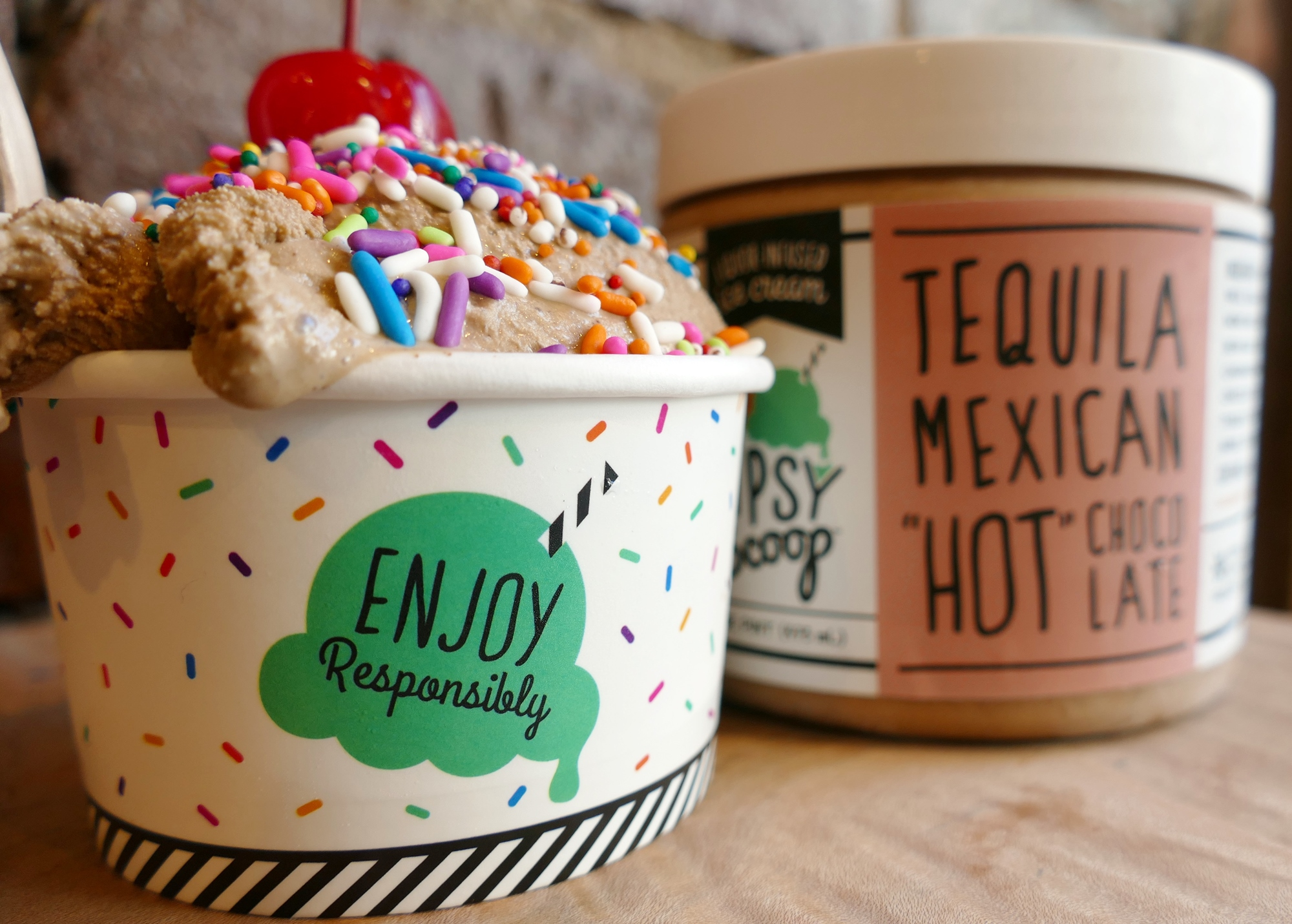 Get Free Patrón Ice Cream on National Tequila Day