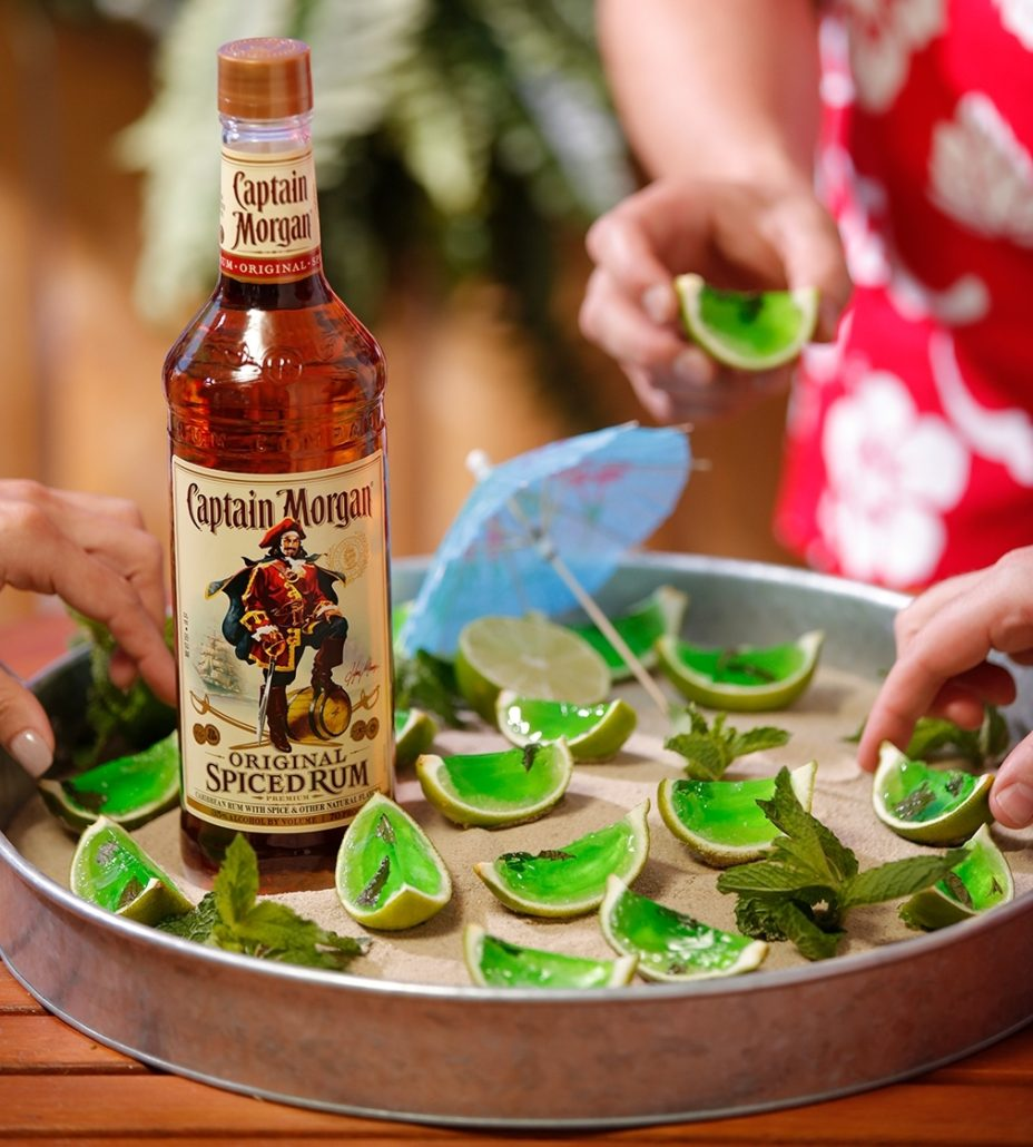 National Rum Day: Captain Morgan Favorite Holiday