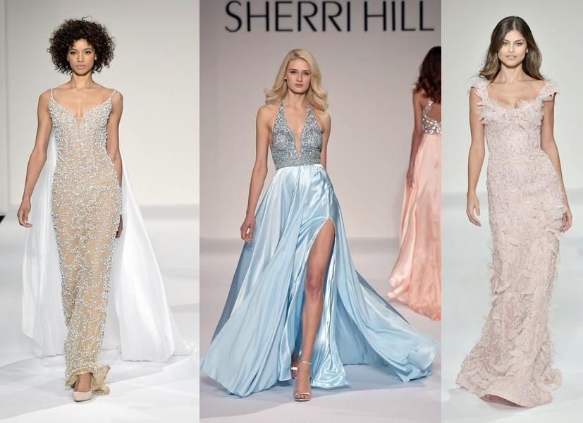 Evening Gowns Sherri Hill 2018