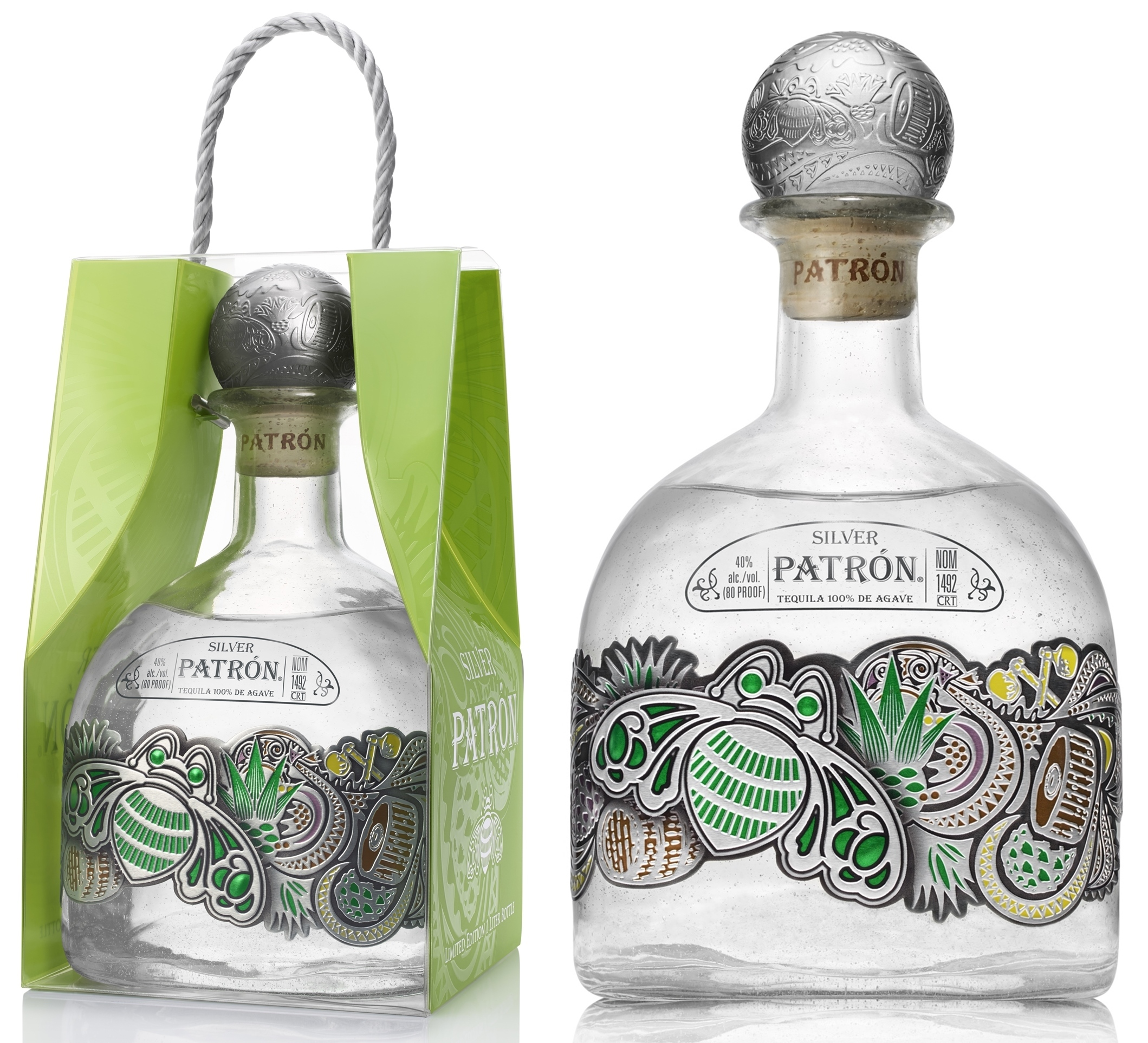 Perfect Holiday Gifting With Patron Tequila 1 Liter