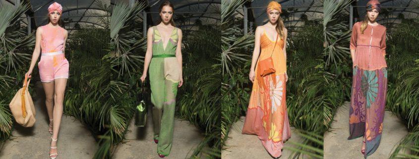 Fashion Photography: Spring-Summer 2018 Women's Runway Fashion