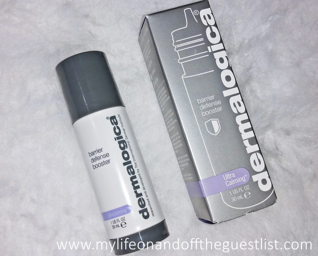 My Life On And Off The Guest List Dermalogica S New