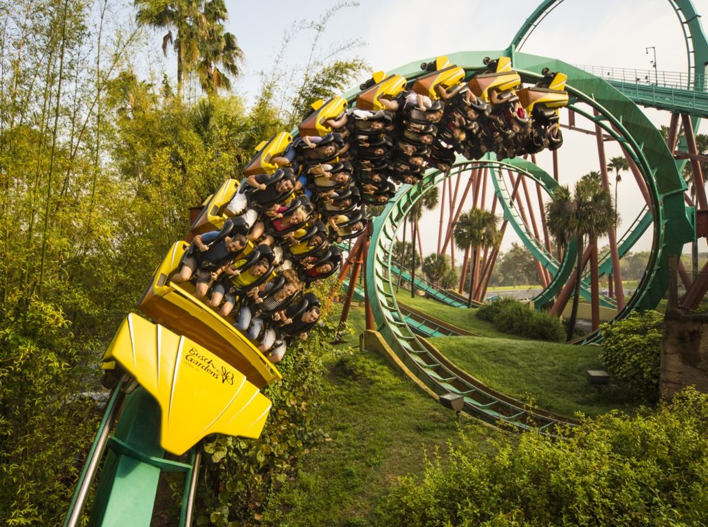 What\'s New for Spring and Summer Travel at Busch Gardens