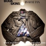 Fashion Photography: Leather Jackets