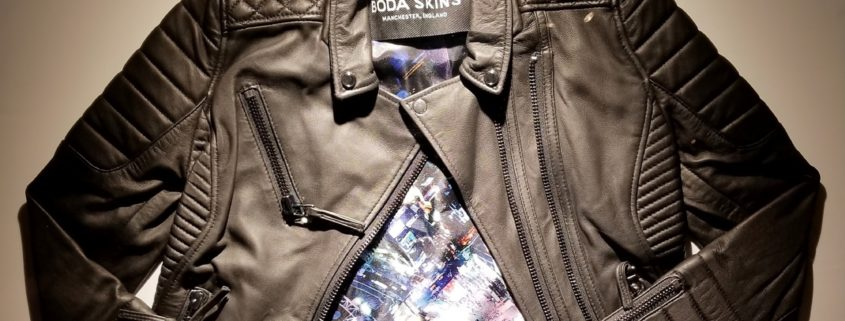 Fashion Photography: Leather Jackets