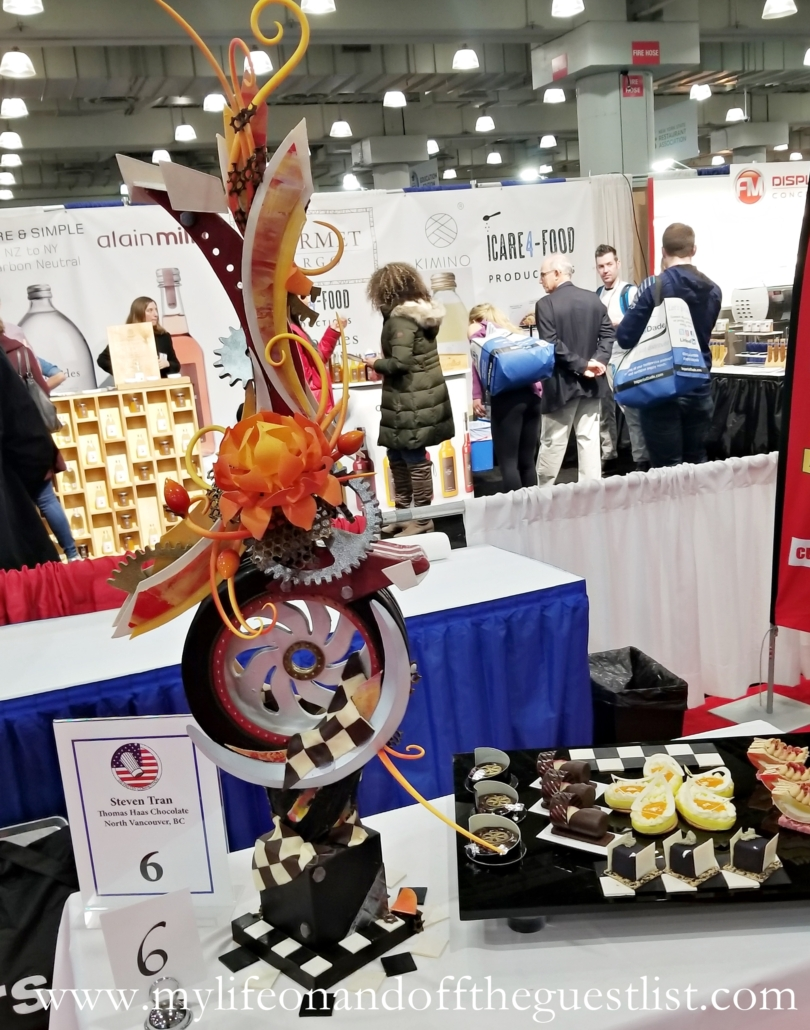 2nd Place Winner of the 29th U.S. Pastry Competition