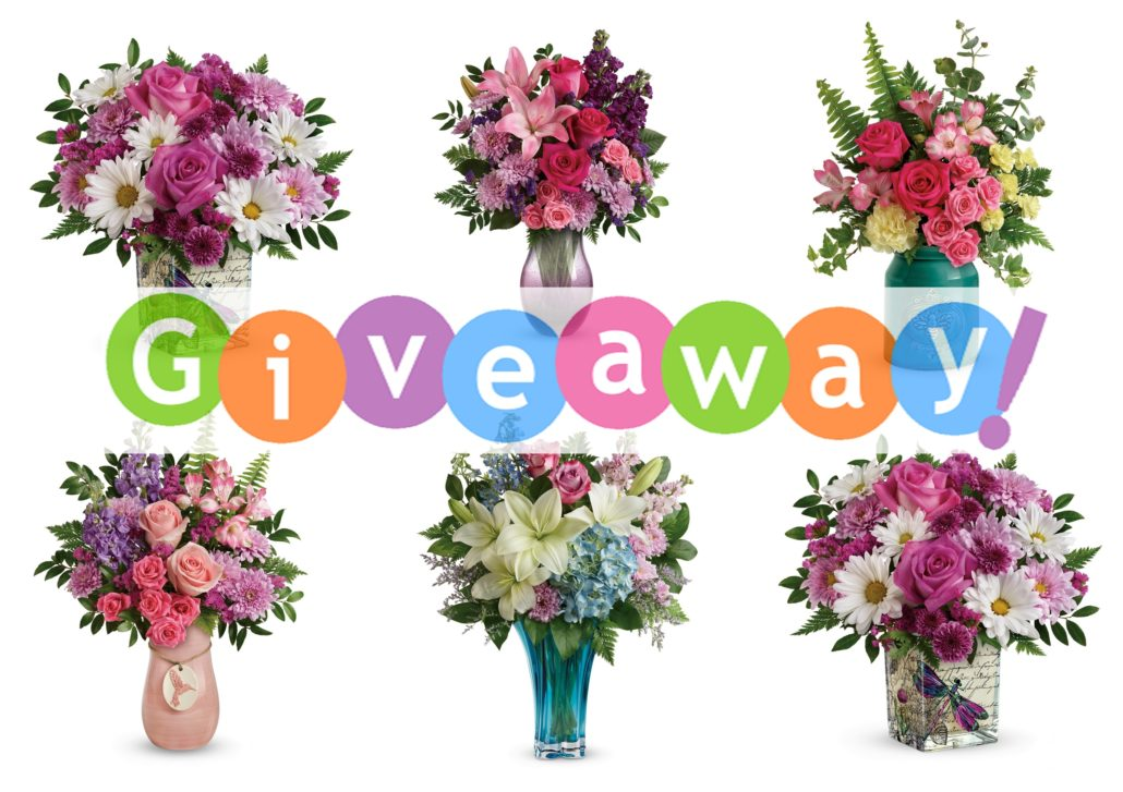 GIVEAWAY: Give Her the Gift of Teleflora Mother\'s Day Flowers