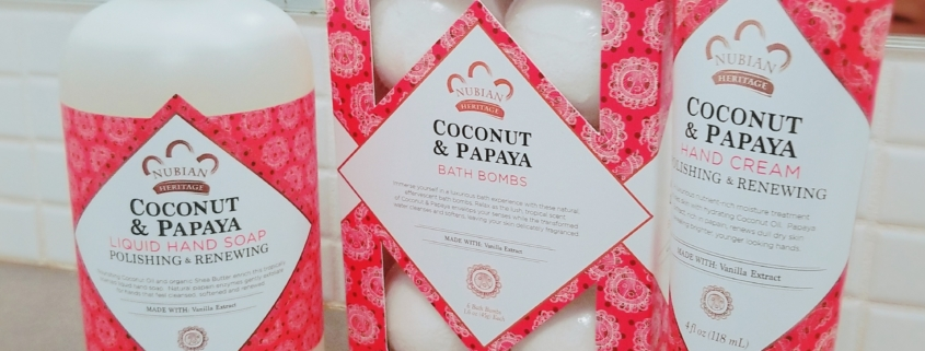coconut skincare products