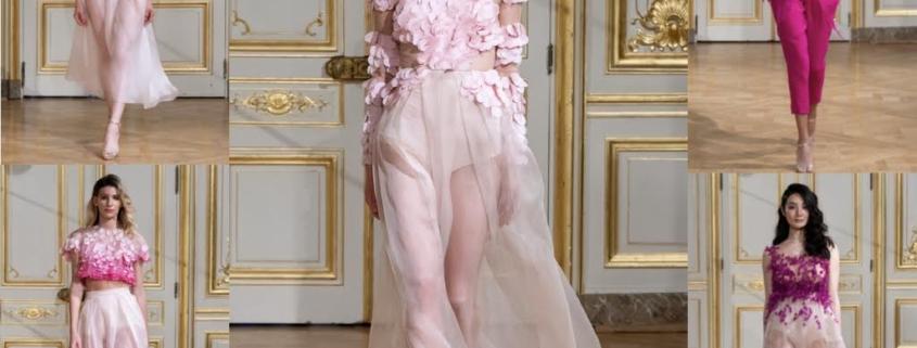 HAute Couture Fashion Week FALL-WINTER 2018-2019