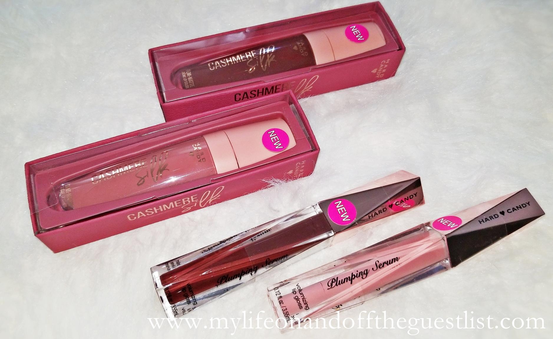 Beauty Photography: Hard Candy Nude Lipsticks