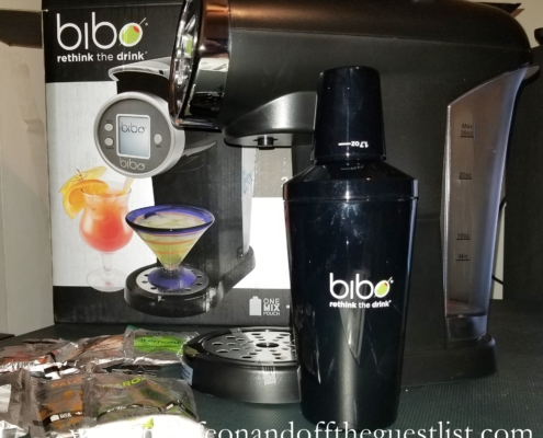 BIBO® is THE ULTIMATE™ cocktail machine