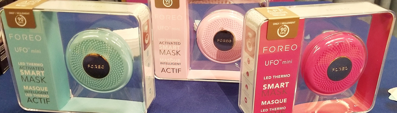 Beauty Technology: FOREO UFO LED Thermo Activated Smart Mask