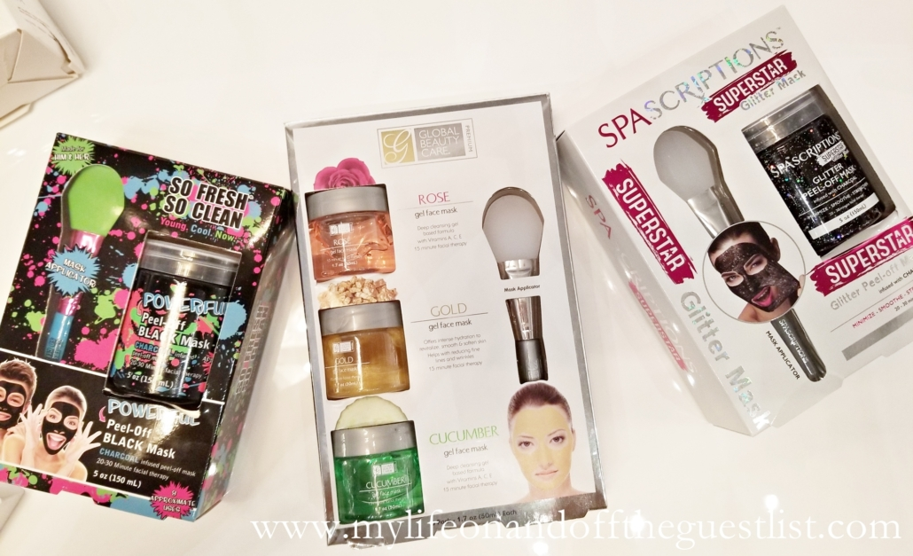 Global Beauty Care Face Masks