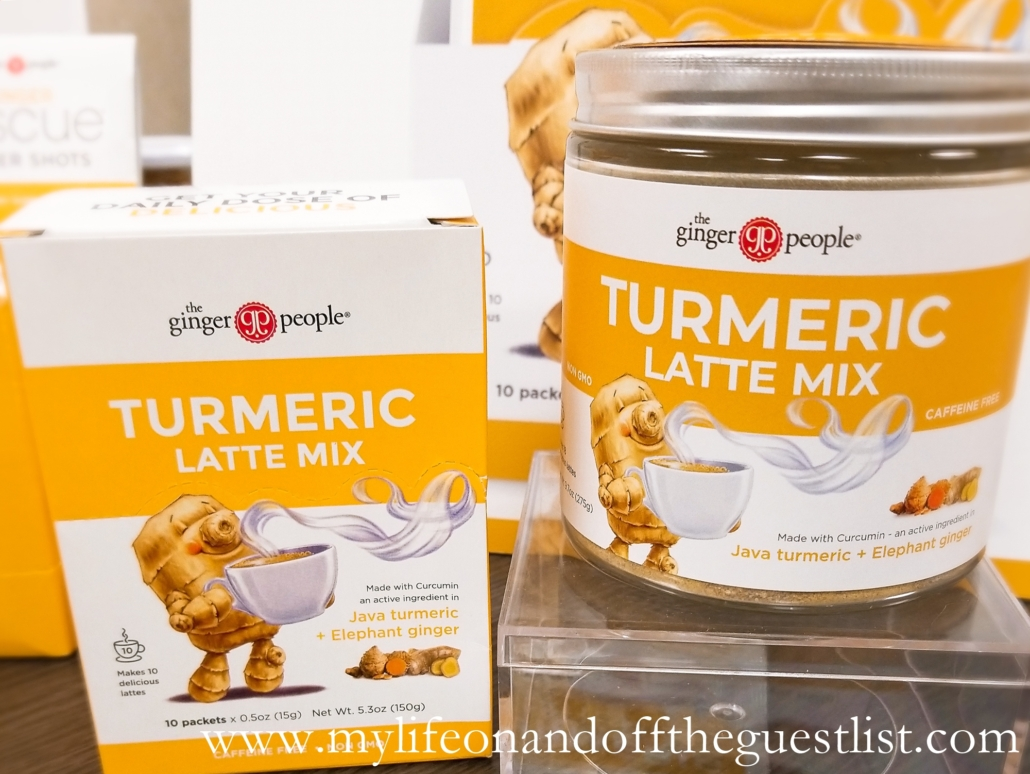 The Ginger People Ginger Turmeric Latte