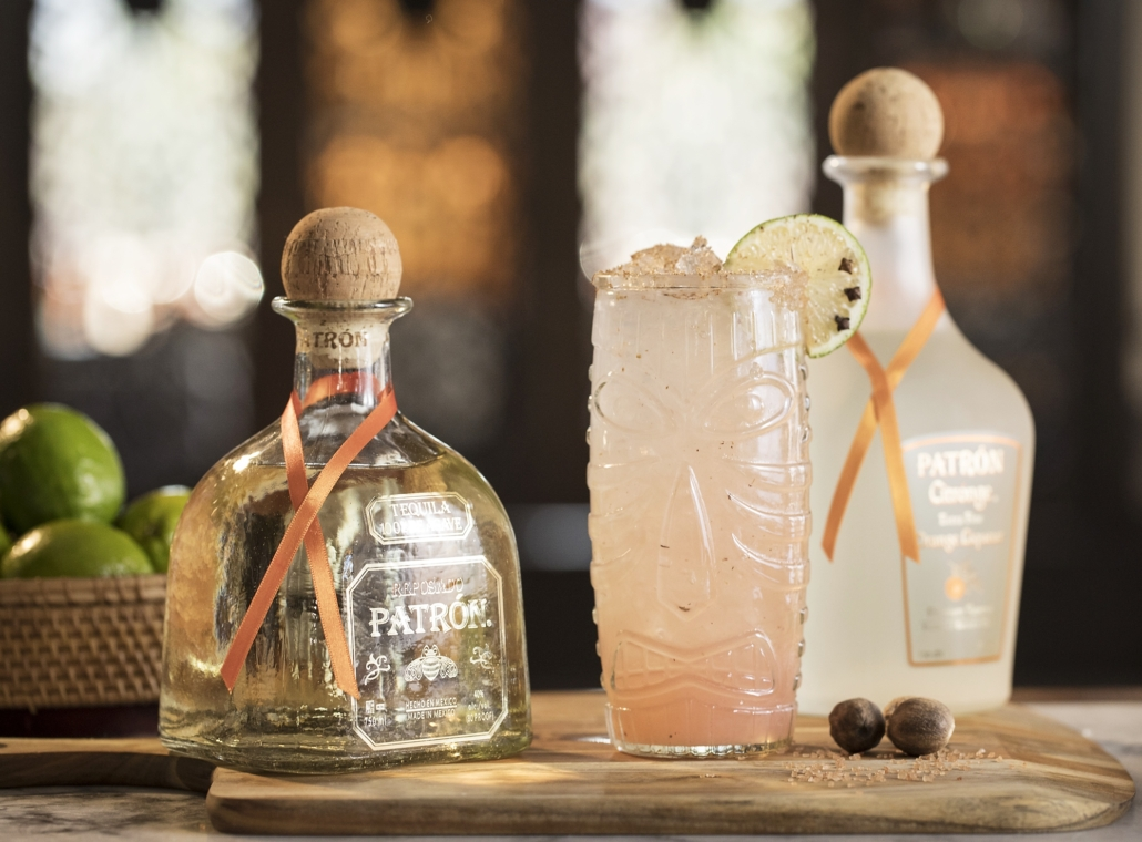 Labor Day Cocktails from Patrón Tequila