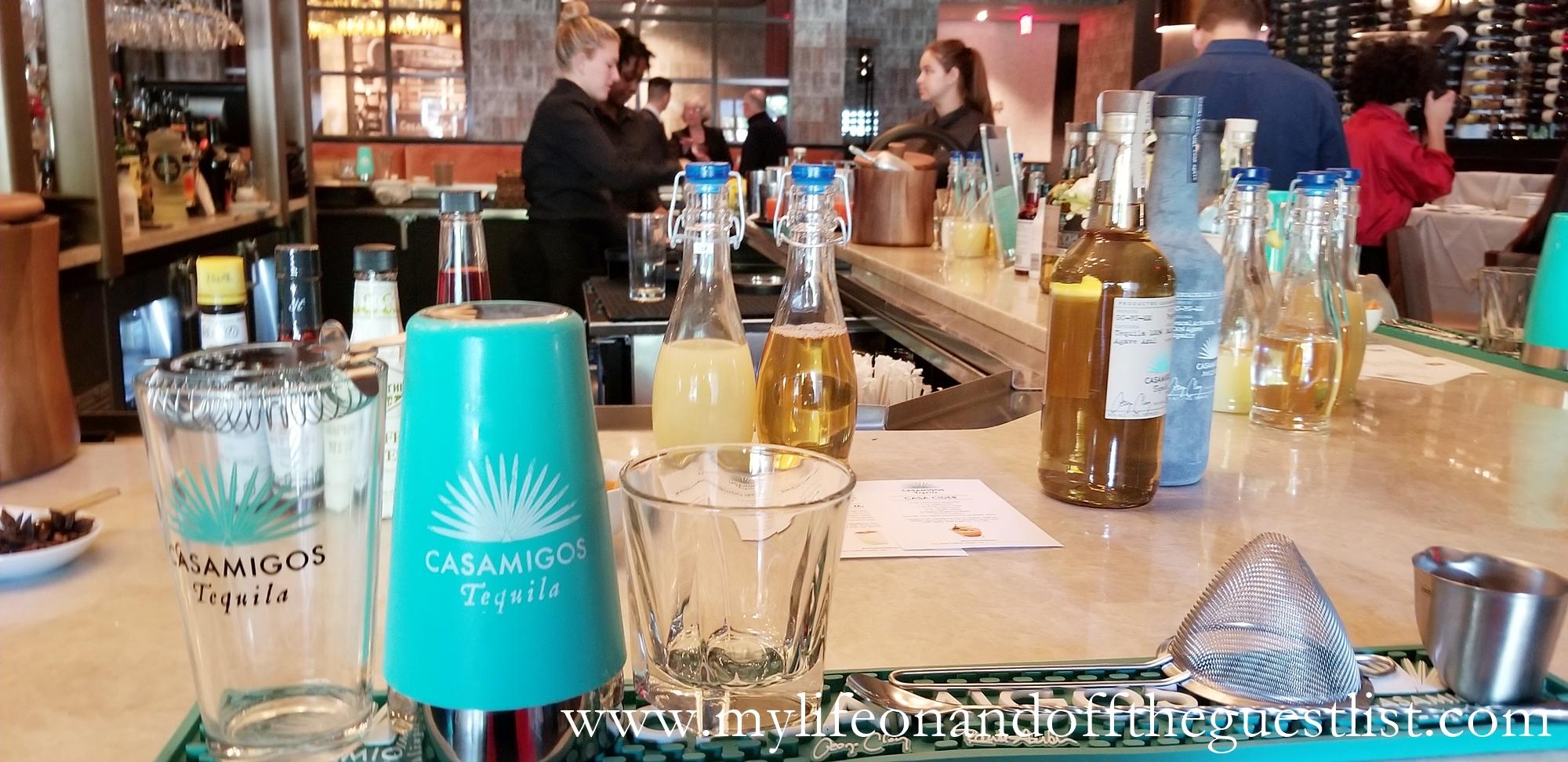 Casamigos Tequila Fall Brunch Cocktails