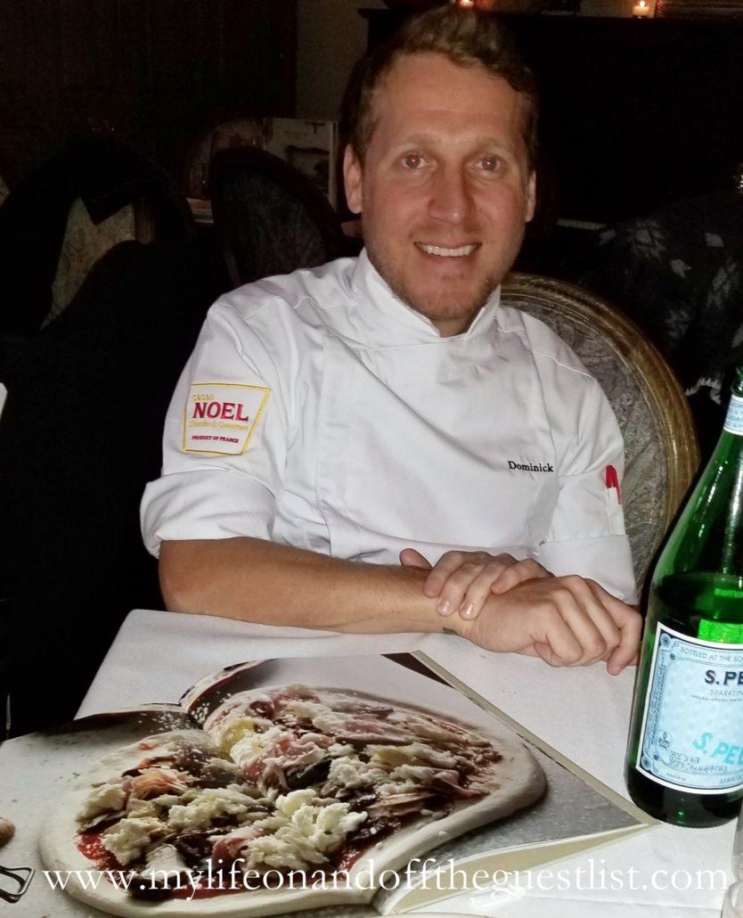 Chef Dominick Pepe