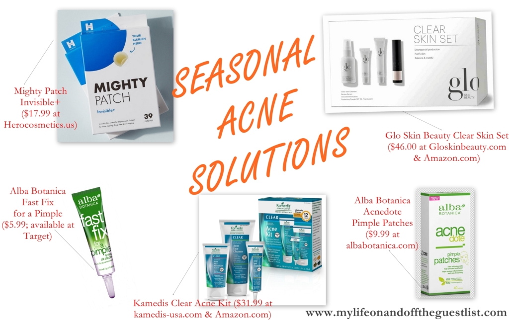 Acne Solutions for Acne Breakouts