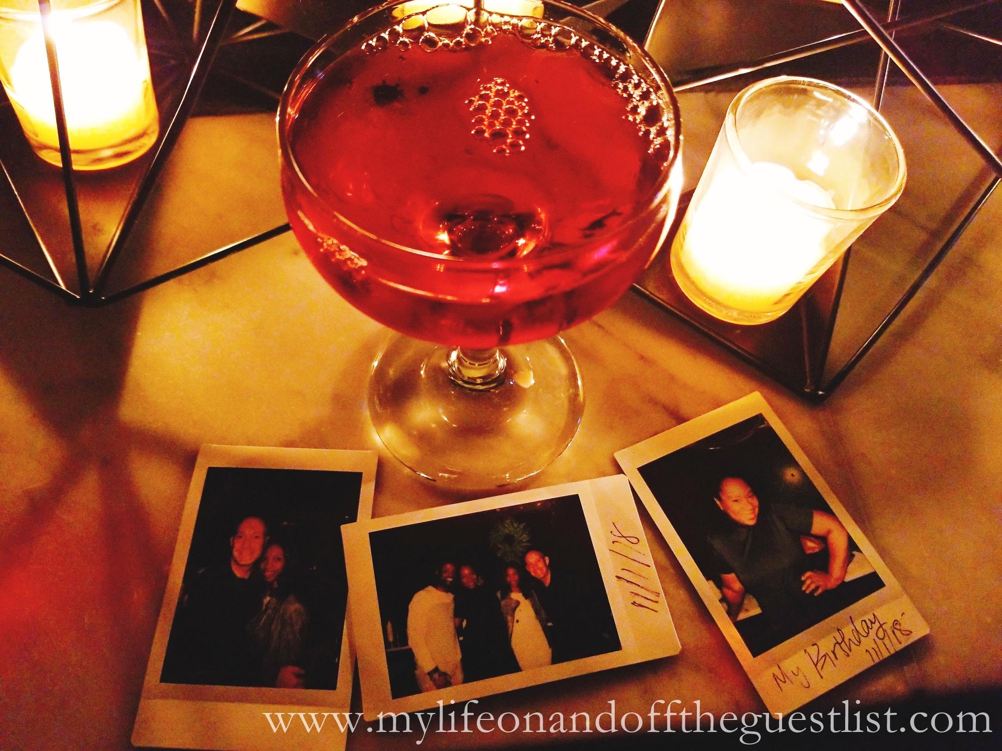 Basil Hayden's #BHFriendsgiving