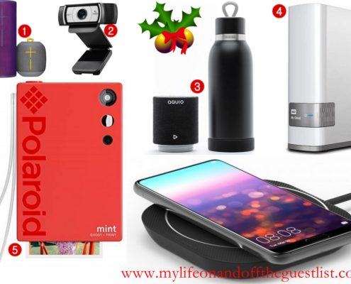 2018 Gadgets for holiday tech lovers